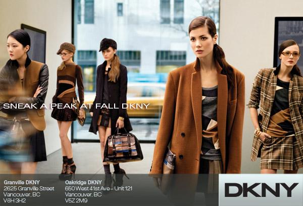 Fall DKNY