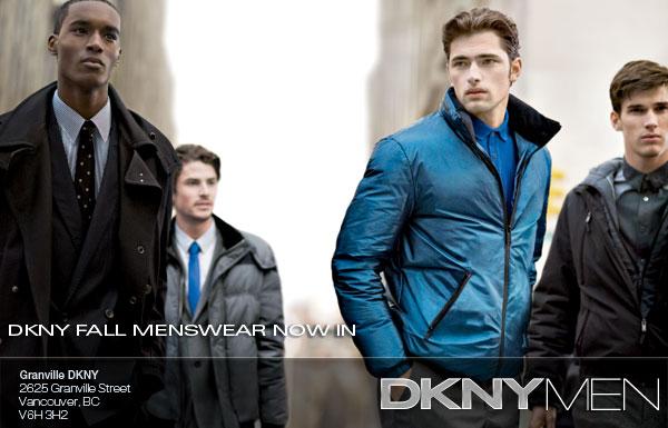 DKNY Granville Men Fall 2010