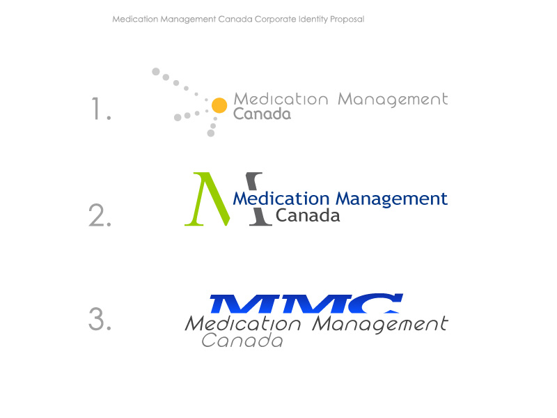 Medication Management Logo Proposal