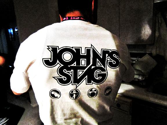 John's Stag T-shirt